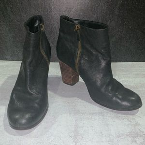 Cole Haan Nike Air Cassidy stacked boots booties